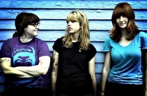 Vivian Girls by Austin Warnock