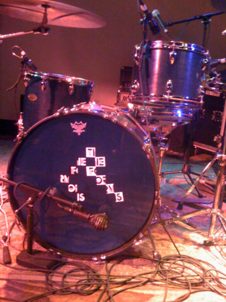The Forms Drum Kit