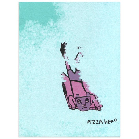 Boogie Boarder Pizza Hero