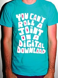 you cant roll a joint on a digital download