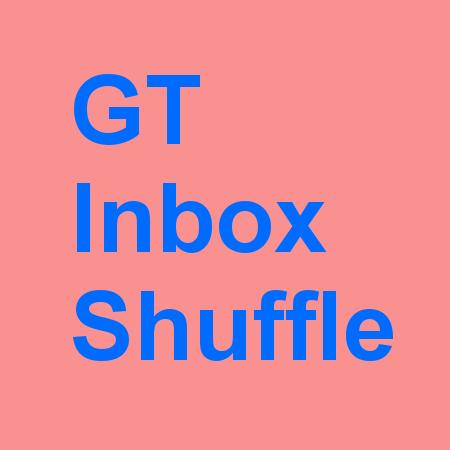 Inbox Shuffle