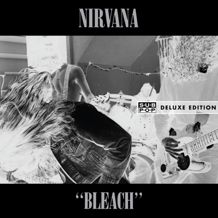 Bleach by Nirvana Deluxe Edition