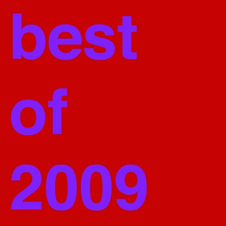 Best Of 2009
