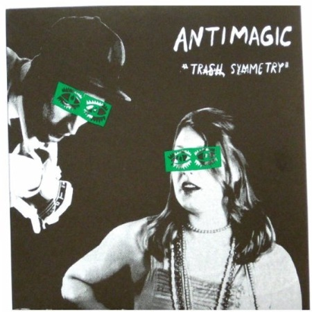 Trash Symmetry by Antimagic