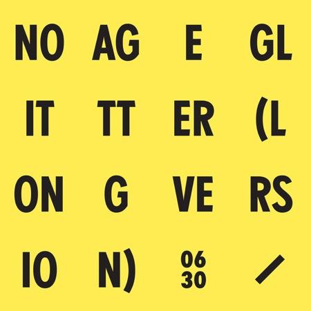 no age glitter single 12 inch version