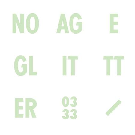 no age glitter single 7 inch version