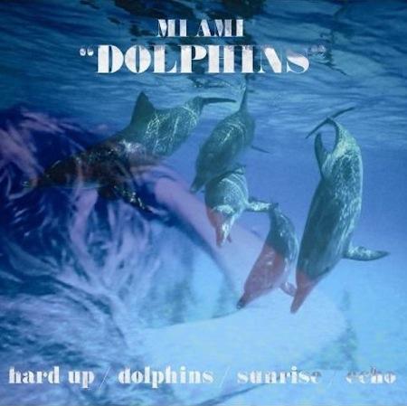 Dolphins by Mi Ami