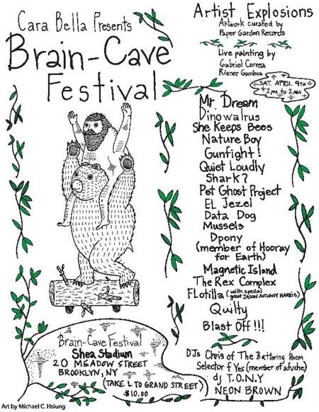 Brain Cave Festival