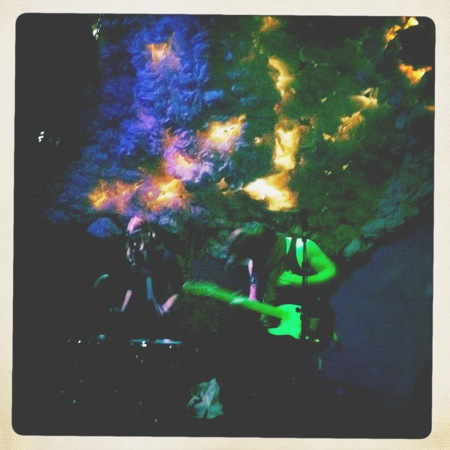 Ghost Animal at Glasslands