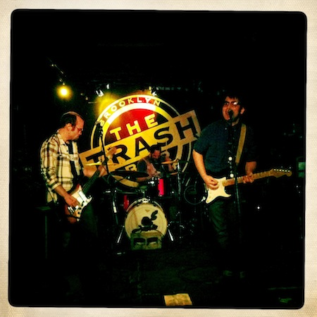 THE FIELD RECORDINGS @ Trash Bar