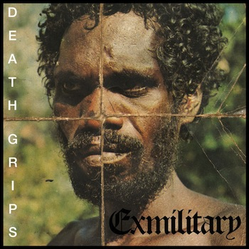 Exmilitary by Death Grips