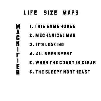 Magnifier by Life Size Maps