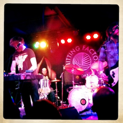 Parts & Labor @ Knitting Factory