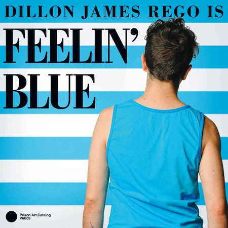 Dillon James Rego is Feelin' Blue