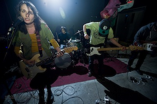 Speedy Ortiz by Richard Gin