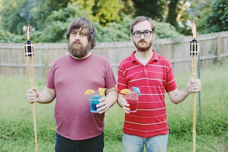 Grape Soda Promo Photo