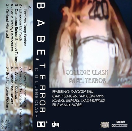 College Clash by Babe, Terror