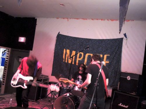 psychic blood at shea stadium