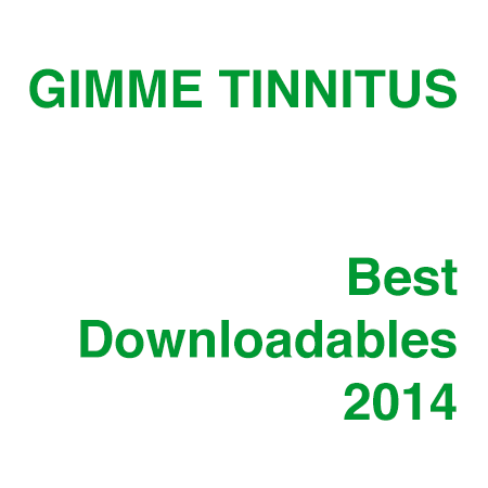 gimme tinnitus best downloadables of 2014