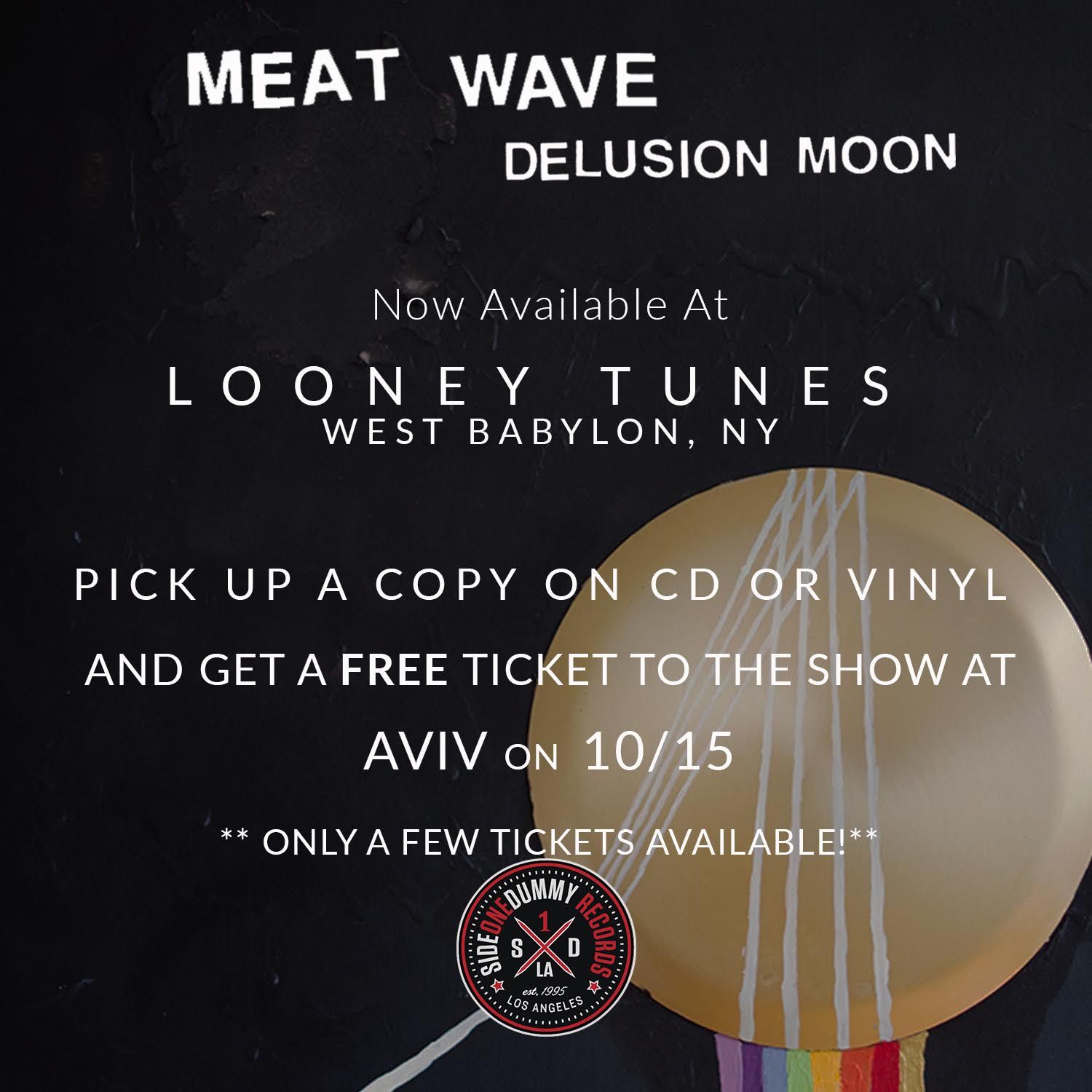 meat wave ticket giveaway