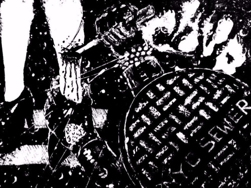 premiere :: CHUD > …Out of the Sewers