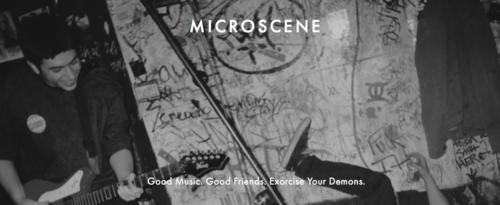 q and also a :: MicroScene