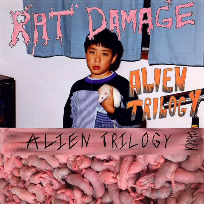 rat damage by alien trilogy
