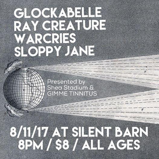 8-11-17 flier silent barn gt + shea